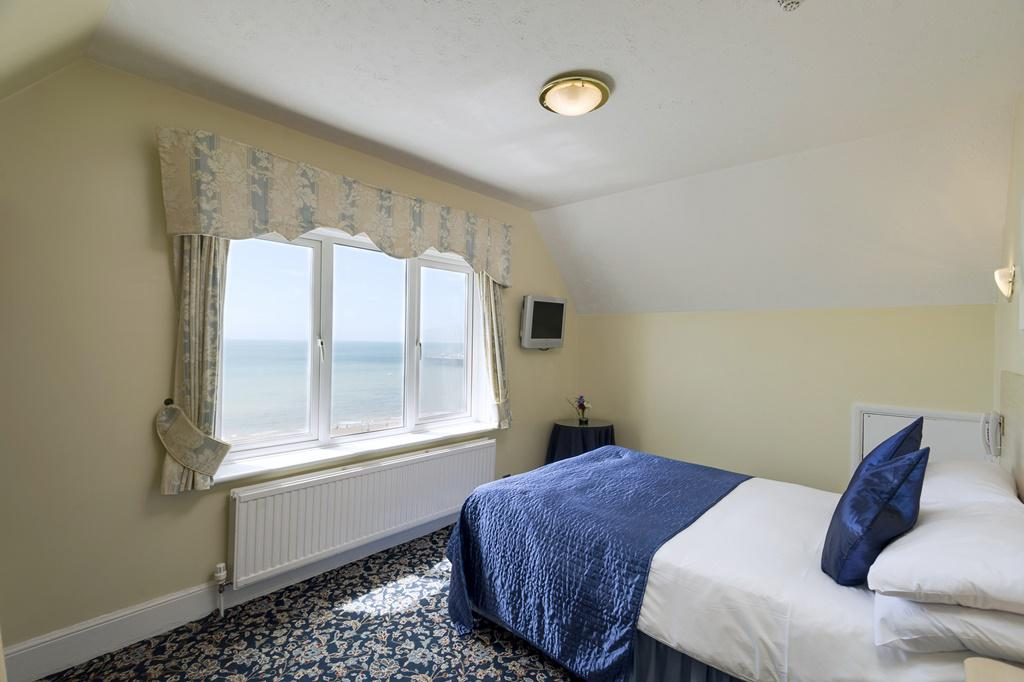Double room at Lanes Hotel Brighton