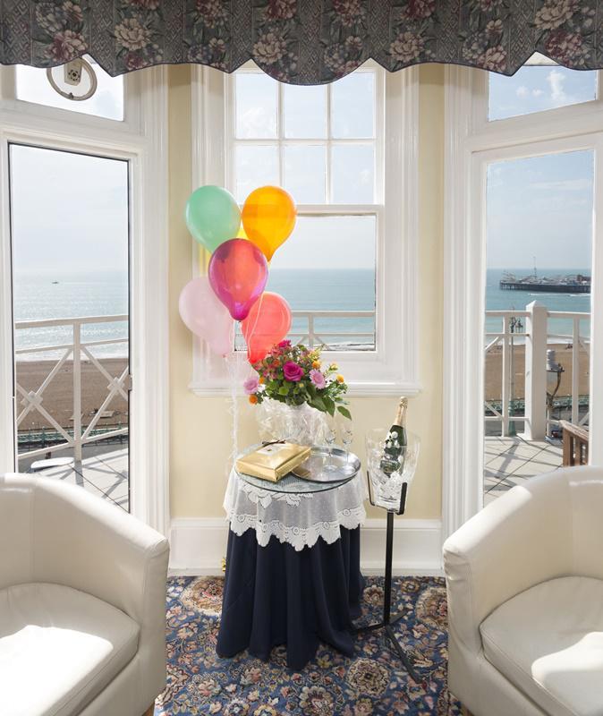 The Lanes Hotel Brighton Sea View Room