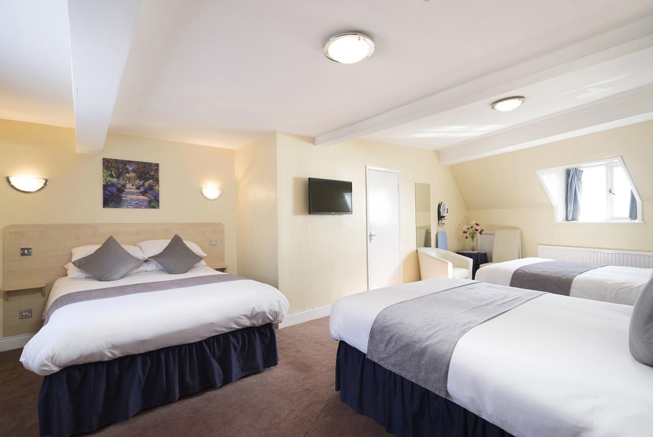e Lanes Hotel Brighton Family Room
