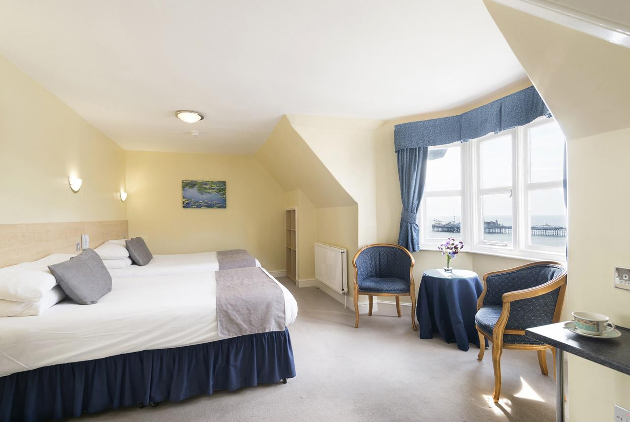 The Lanes Hotel Brighton Group Room