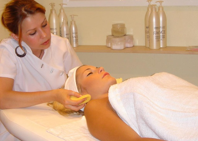 Facial at Lanes Hotel Brighton